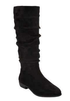 261fc3096 The Shelly Wide Calf Boot by Comfortview®