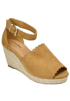 Astrid Espadrilles by Comfortview®, TAN, hi-res