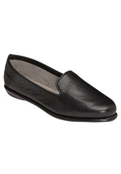 Betunia Slip-Ons by Aerosoles®, BLACK LEATHER, hi-res