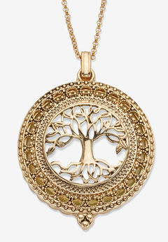 Tree of Life Pendant Necklace,