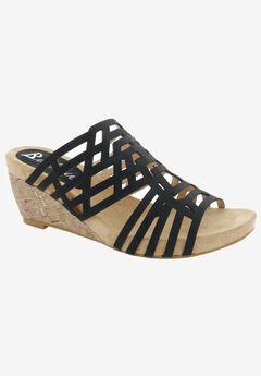 Pretty Wedge Sandal,