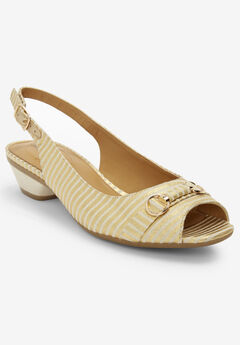 The Priya Slingback by Comfortview®,