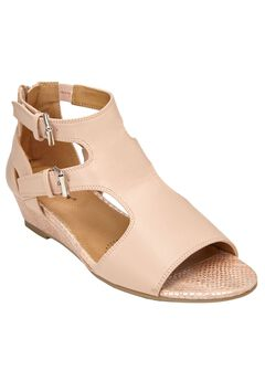 Kaydence Sandals by Comfortview®, DUSTY PINK, hi-res
