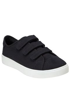 Oakley Sneakers by Comfortview®, BLACK