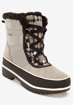 enjoy discount price top-rated quality discount The Sellie Boot by Comfortview®| Plus Size Winter Boots ...