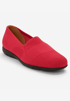 The Tessa Flat by Comfortview®, VIVID PINK