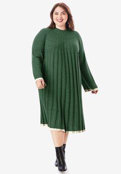 Swing Sweater Dress,