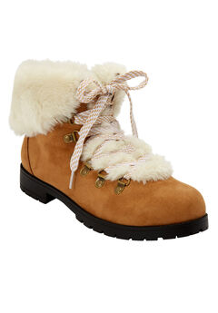 The Arctic Bootie by Comfortview®, TAN