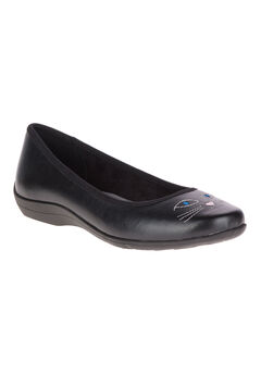 Kittycat Flats by Soft Style®, SILVER ECLIPSE, hi-res