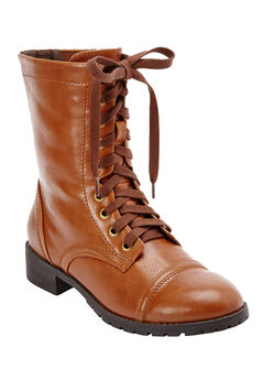 Britta Boots by Comfortview, COGNAC, hi-res
