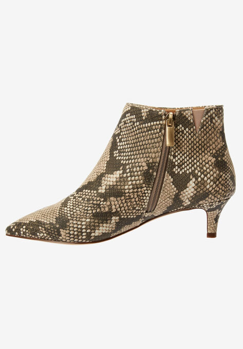 2305d8192dc7f The Meredith Bootie by Comfortview®