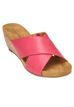 Sheba Sandals by Comfortview®, PASSION PINK, hi-res