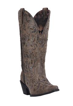 Vanessa Wide Calf Boots by Laredo,