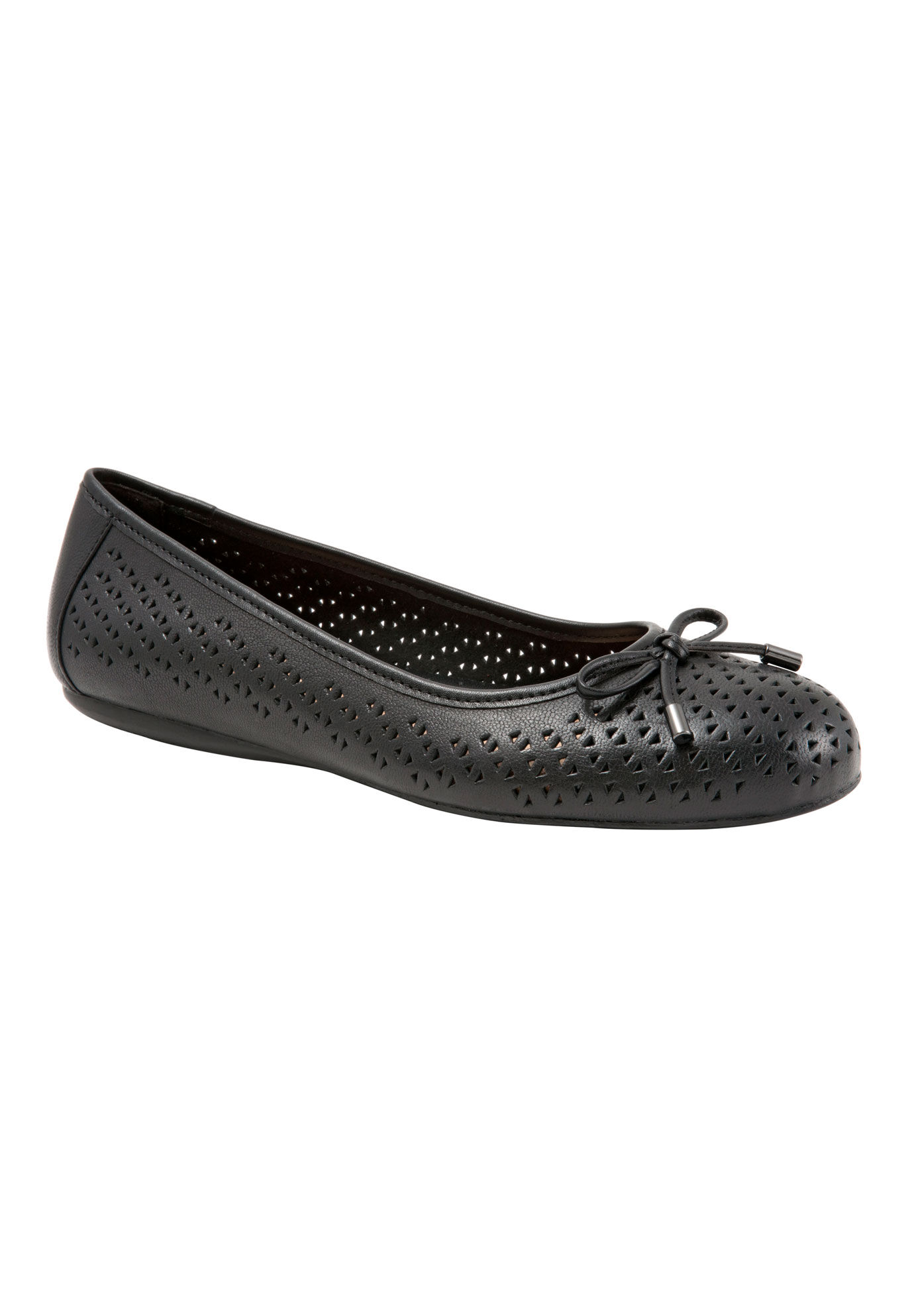Napa Laser Flats by SoftWalk®