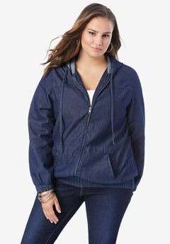Zip-Up Kate Hoodie,