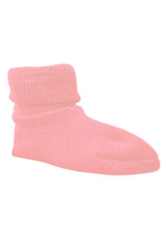 Cuff Slipper Sock by Muk Luks®,