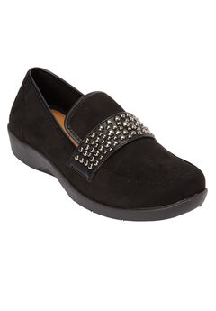The Cassidy Flat by Comfortview®, BLACK