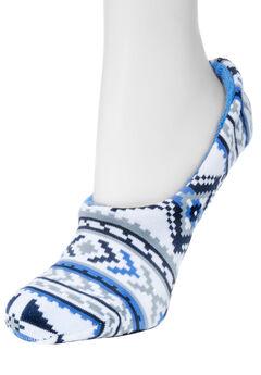 Ballerina Slipper Socks by Muk Luks®,