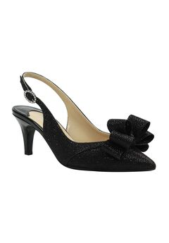 Gabino Pumps by J. Renee®, BLACK, hi-res