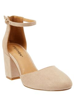 Mandy Pumps by Comfortview®, NEW NUDE, hi-res