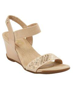 Love Me Wedge Sandals by Anne Klein®,