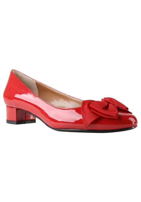 b0ad6c49d75 Cameo Pump by J. Renee®| Plus Size Dress Shoes | Woman Within
