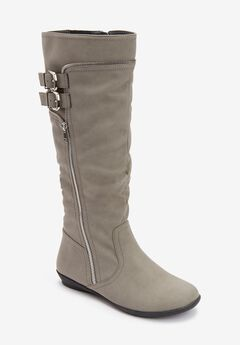 The Pasha Wide-Calf Boot by Comfortview®,