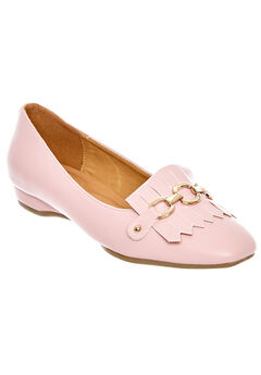 Aliza Flats by Comfortview®, ROSE MIST, hi-res