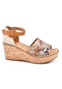 Sarabella Wedge Sandal by White Mountain,
