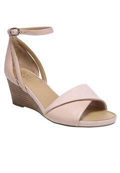 Deirdra Wedge Sandal by Franco Sarto,