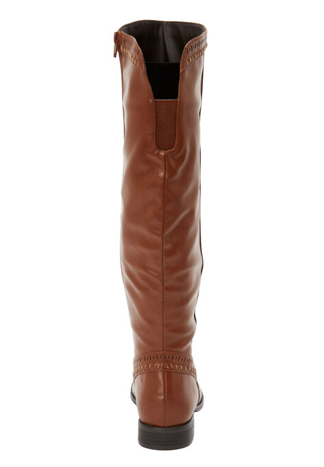 8f2cfb281f6 The Malina Wide Calf Boot by Comfortview®
