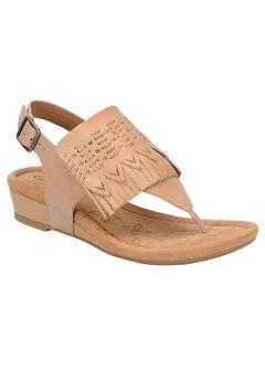 Shayla Sandals by Comfortiva®, BEIGE, hi-res