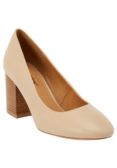Maddy Pumps by Comfortview®, NEW NUDE