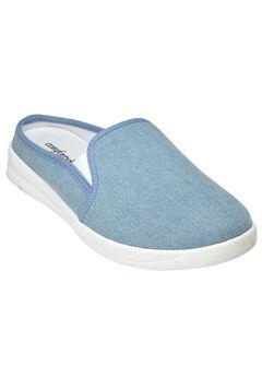 Camellia Sneaker by Comfortview®, LIGHT DENIM, hi-res