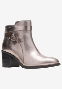 Hannah Strap Boot by Hush Puppies,