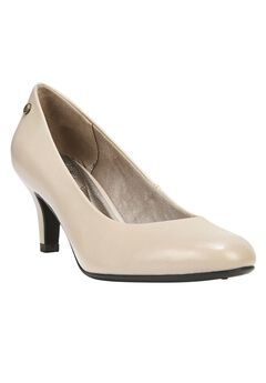 Parigi Pump by LifeStride, BEIGE SMOOTH, hi-res