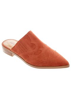 Siloh Mules by Comfortview®, COPPER, hi-res