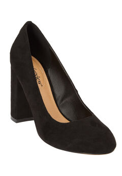 The Camile Pump by Comfortview®, BLACK, hi-res