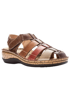 Jubilee Sandals by Propet®, BARK MULTI, hi-res