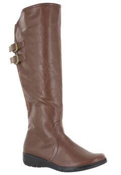 Tess Wide Calf Boot by Easy Street®,