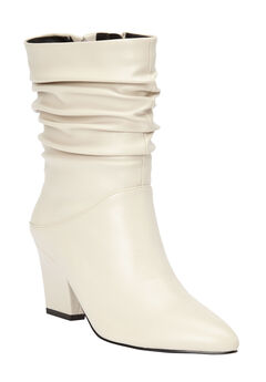 The Willa Bootie by Comfortview®, WINTER WHITE, hi-res