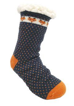 Fox Slipper Sock Slipper Socks,