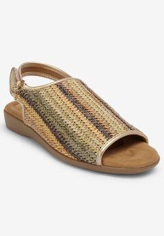 The Easton Sling Sandal by Comfortview®,