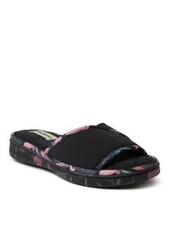 Alice Spandex Slide by Dearfoams,