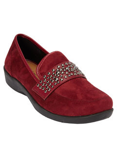 The Cassidy Flat , RICH BURGUNDY