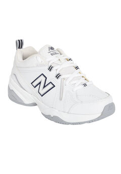 The WX608 Sneaker by New Balance®, WHITE NAVY, hi-res