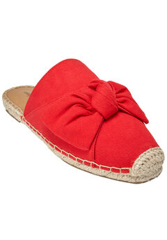 Adri Mules by Comfortview®, HOT RED, hi-res
