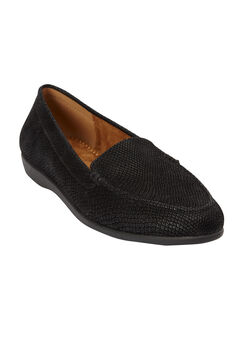 The Lisa Flat by Comfortview®, BLACK