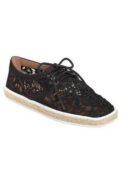 Fundraiser Sneakers by Aerosoles®, BLACK FABRIC, hi-res