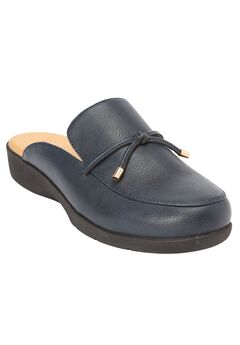 The Lillie Mule by Comfortview®, NAVY, hi-res